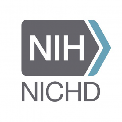 Eunice Kennedy Shriver National Institute of Child Health and Human Development (NICHD) logo