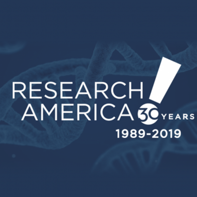 Research!America logo