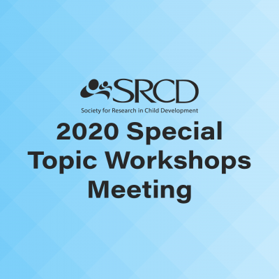 2020 Special Topic Workshops Meeting logo