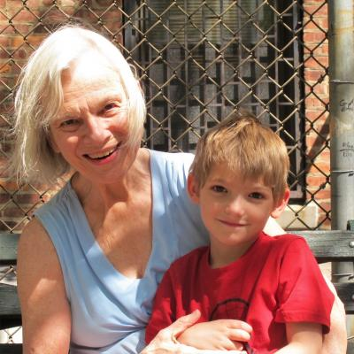 Kathleen S. Berger, author of Grandmothering: Building Strong Ties with Every Generation