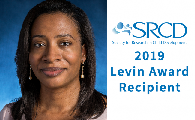 Dr. Aisha Dickerson announced as Recipient of 2019 Victoria S. Levin Award